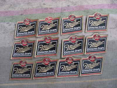 Miller Genuine Draft Beer Patches