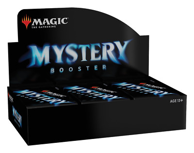 Magic the Gathering Mystery Booster Box (Retail Edition) New & Sealed MTG