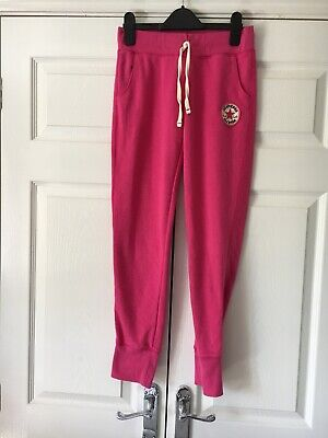 Converse Jogging Pants - Pink Size 12-13 Years