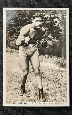 1935 Pattreiouex Sporting Events & Stars Cards Joe Louis Hockey Football (96cds)