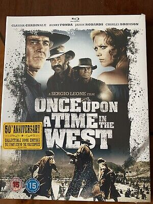 Once Upon a Time in the West (Digibook (50th Anniversary Edition)) [Blu-ray]
