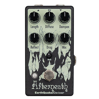 Earthquaker Devices Afterneath Reverb Pedal V3