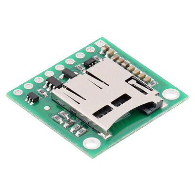 Breakout Board for microSD Card w/ 3.3V Regulator and Level Shifters