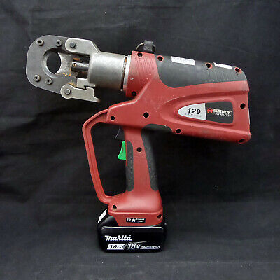 Burndy Battery Powered Cable Cutter