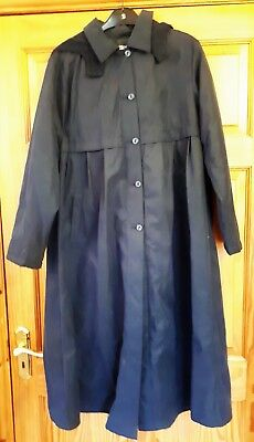 Bnwt Stunning Marks And Spencer Traditional Navy School Coat 11-12Yrs