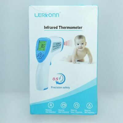 Lerkonn Infrared Thermometer LRC-168A