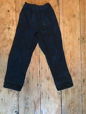 Black Stonewash Pippins Denim Jeans 5-6y