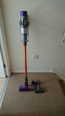 Dyson Cyclone V10 Absolute Cordless Vacuum Cleaner - Iron