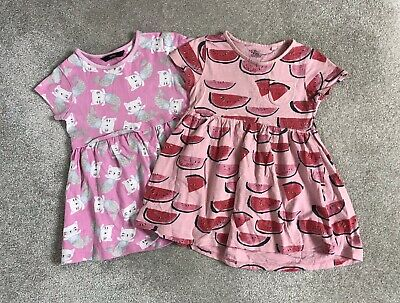 Girls Summer Dresses Next And George 2-3 Years