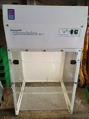 Monmouth Circulaire 650 Recirculating fume cupboard extraction