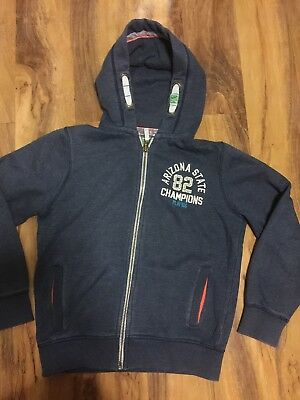 Next Girls Zipped Hoodie Age 12 years