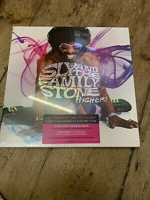 Sly & And The Family Stone - Higher! (NEW 4CD)