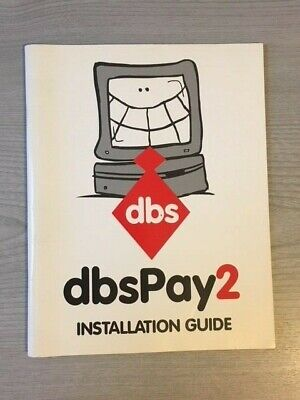 DBS dbsPay2 Payroll Software Installation Guide Instruction Book Manual Accounts