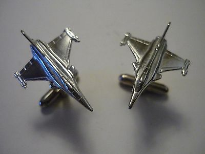 Stampe SV.4 C48  Pair Of Cufflinks Made From Fine English Modern Pewter