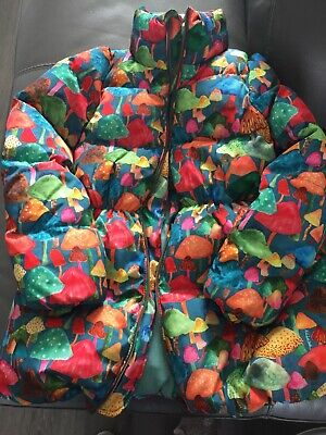 Oilily girls winter coat age 10 Excellent condition