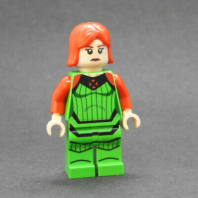 Custom Trance Marvel Super heroes minifigures New X-Men on lego brand bricks