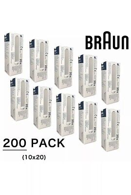 Braun Probe Covers Thermoscan Lens Filters  X 200pc