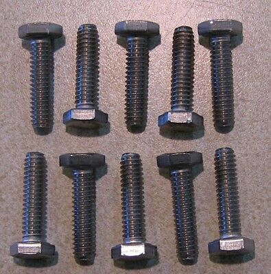 FT Fine Thread Square Head Set Screw Cup Point Low Carbon Steel Case Hardened Plain Finish Pk 25 3//4-16 x 3
