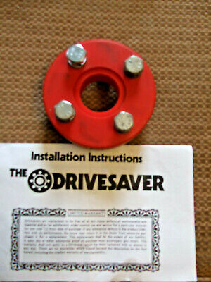 DRIVESAVER Adaptor 424Y for Yanmar Engines, USED, VERY GOOD