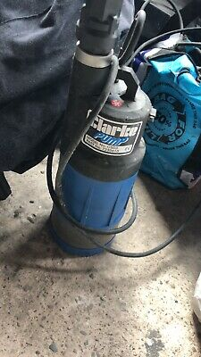 Clarke Csd3 240v 1 Multi Stage Submersible Pump Water Pump.