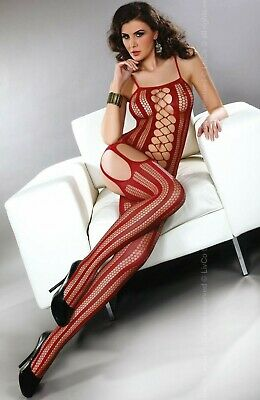 N79 Sz XS S M L Plus XL Sexy Lingerie Dress Bodystocking Sleepwear Underwear 23