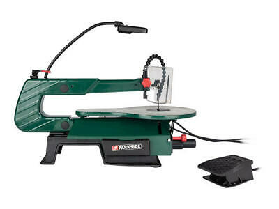 Parkside Speed Scroll Saw with LED Lamp .