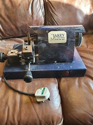 Jakey Key Cutting Machine