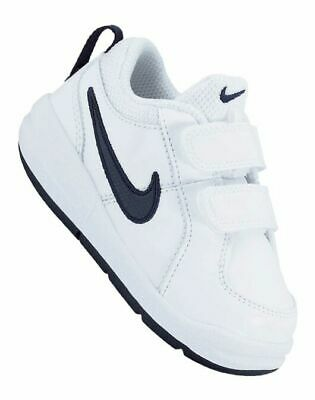Boys Nike Hook And Loop Pull Cord Padded Pico 4 V Trainers Sizes from C3 to C9