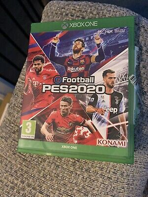 PES 2020 Pro Evolution Soccer XBOX ONE eFootball