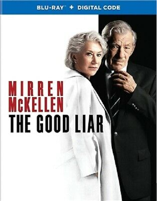 Good Liar 01/20 (used) Blu-ray Only Disc Please Read