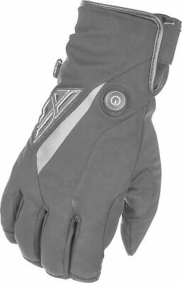 Title Heated Gloves Black Large Fly Racing 476-2930L