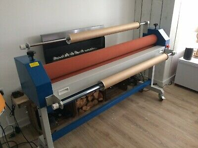 """63"""" inch Large Cold Electrical Laminator"""