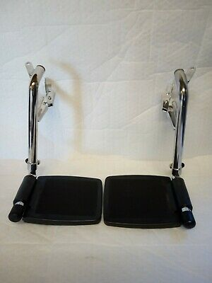 Pair Off Wheelchair Footrests