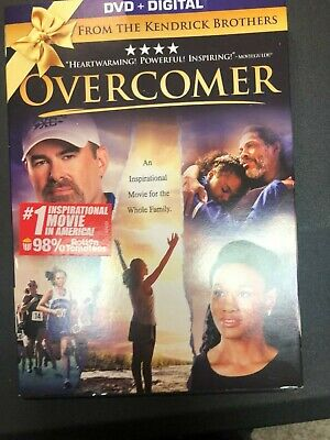 Overcomer [DVD] + Digital Copy From the Kendrick Brothers