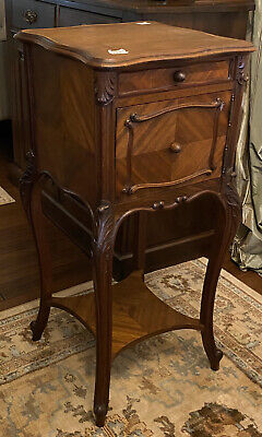 Elegant French Louis XV Commode/Nightstand/Side Table