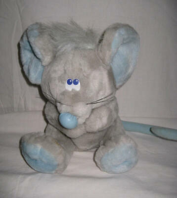 """Collectible - Plush """"Blue Nose"""" Mouse, Rat, Mice"""