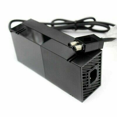 Brick Power Supply For XBOX ONE Console Mains UK Plug Charger Cable Adapter New