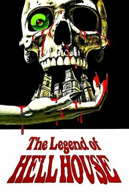 16mm-HORROR-THE LEGEND OF HELL HOUSE-1973-RODDY McDOWALL
