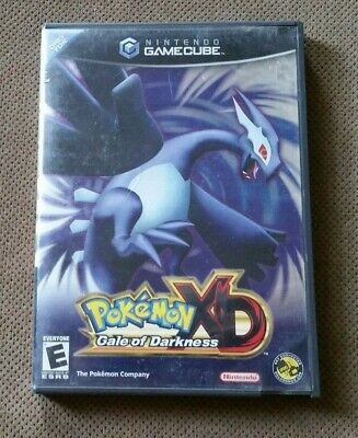 (No Game) Pokemon Gale of Darkness CASE ONLY - Gamecube