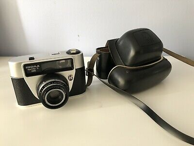 1960s King Regula Sprinty C 300 With Leather Case