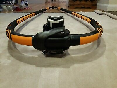 MK CPW Carbon Windsurfing Boom 140-190cm Skinny grip with oversized clamp