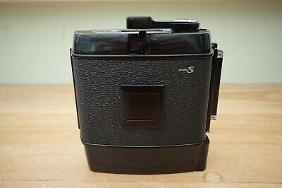 Mamiya RB67 Pro S 120/220 Roll Film Back Holder / EX condition