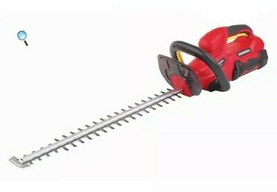 Honda Cordeless HedgeTrimmer Model No.HHHE61LE. Battery/Charger not included.