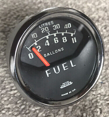 Jaeger  Fuel Gauge  Reconditioned - Rootes Group / Other