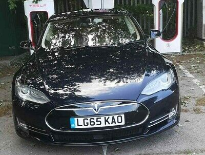 Tesla Model S 85D 2015 Autopilot 1 Owner From New Free Supercharging For Life