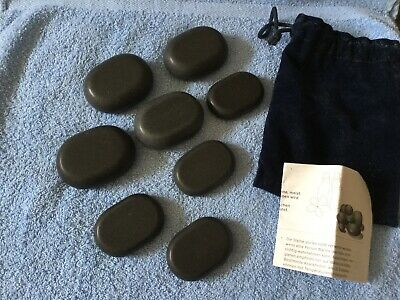 Hot Stone Massage-Set