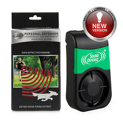 Sound Defense Dog Horn, Super Loud, Repels from up to 25', Defend Yourself & Pet