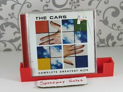 #89- The Cars : Complete Greatest Hits rock CD
