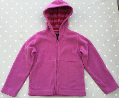 MINI BODEN 9-10 girls lamby fleece zipped hoody top GORGEOUS QUALITY - EXCELLENT