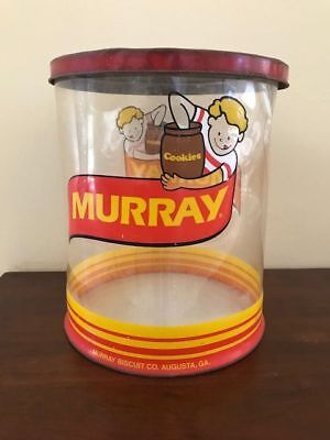 MURRAY COOKIE JAR- 50'S OR 60'S- 1 CENT COOKIES $20 OFF! $19.99 shipping!